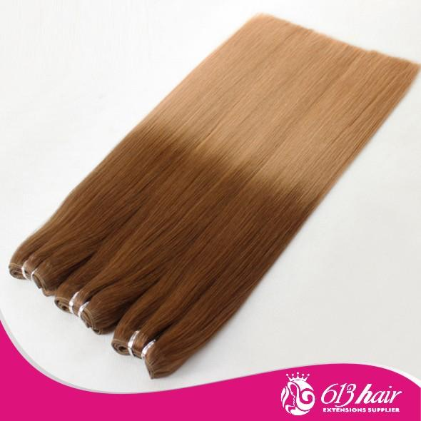 Hair Style: Remy human hair weft